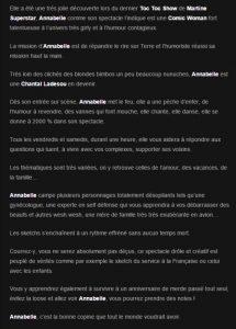 La parisienne life extrait -31janvier2016